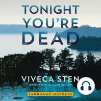 Tonight You're Dead