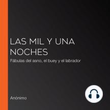Las mil y una noches: Fábulas del asno, el buey y el labrador