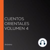 Cuentos Orientales Volumen 4*
