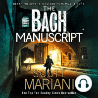 The Bach Manuscript