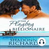 Playboy Billionaire, The - The Romero Brothers Book 3