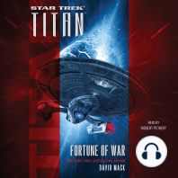 Star Trek: Titan, Fortune of War