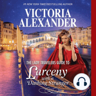 The Lady Travelers Guide to Larceny With a Dashing Stranger