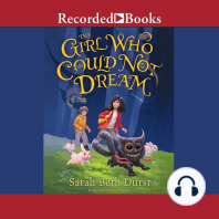 The Girl Who Could Not Dream
