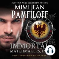 IMMORTAL MATCHMAKERS, Inc.