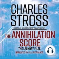 The Annihilation Score