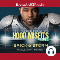 Hood Misfits Volume 3: Carl Weber Presents