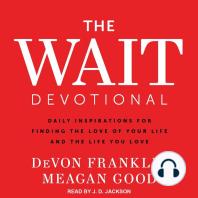 The Wait Devotional