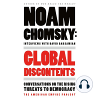 Global Discontents
