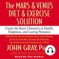 The Mars and Venus Diet and Exercise Solution