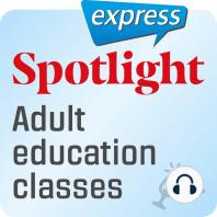 Spotlight express - Ausgehen – Kurse für Erwachsene