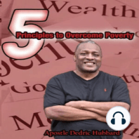 5 Principles To Overcome Poverty