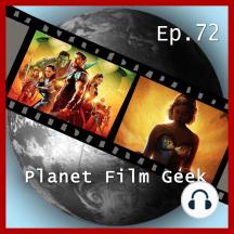Planet Film Geek, PFG Episode 72: Thor: Ragnarok, Professor Marston and the Wonder Women