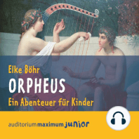 Orpheus (Ungekürzt)