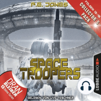 Space Troopers, Collector's Pack