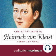 Heinrich von Kleist (Ungekürzt)
