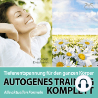 Autogenes Training Komplett