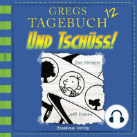 Und tschüss! - Gregs Tagebuch 12