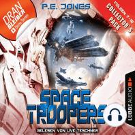 Space Troopers - Collector's Pack - Folgen 7-12 (Ungekürzt)