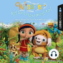 Wissper - Kopf hoch, kleiner Orang-Utan: Neue Geschichten von Wissper (Ungekürzt)