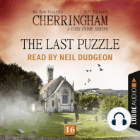 Last Puzzle, The - Cherringham - A Cosy Crime Series