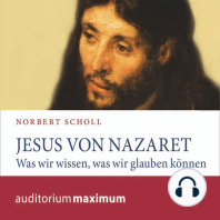 Jesus von Nazareth (Ungekürzt)