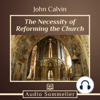 The Necessity of Reforming the Church