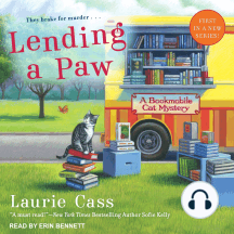 Lending a Paw: Bookmobile Cat Mysteries, Book 1