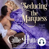 Seducing the Marquess