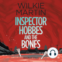 Inspector Hobbes and the Bones: A Cotswold Comedy Cozy Mystery Fantasy