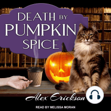 Death by Pumpkin Spice: Bookstore Café Mysteries, Book 3