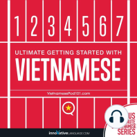 Ultimate Getting Started with Vietnamese