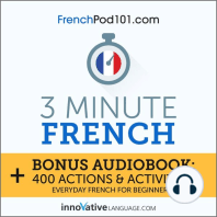 3-Minute French