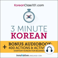 3-Minute Korean