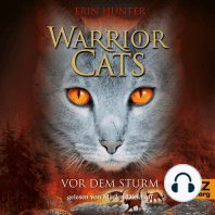 Warrior Cats. Vor dem Sturm