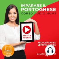 Imparare il Portoghese - Lettura Facile - Ascolto Facile - Testo a Fronte