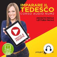 Imparare il Tedesco - Lettura Facile - Ascolto Facile - Testo a Fronte