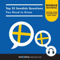 Top 25 Swedish Questions You Need to Know