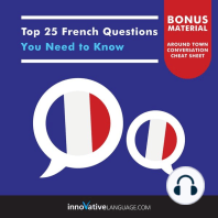 Top 25 French Questions You Need to Know