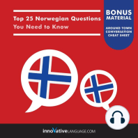 Top 25 Norwegian Questions You Need to Know
