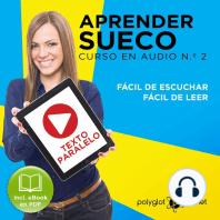 Aprender Sueco - Fácil de Leer - Fácil de Escuchar - Texto Paralelo