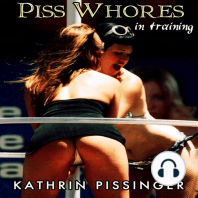 Piss Whores in Training