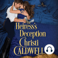 The Heiress's Deception