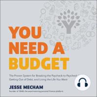 You Need a Budget