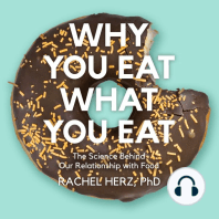 Why You Eat What You Eat