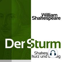 Der Sturm: Shakespeare kurz und bündig