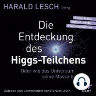 Die Entdeckung des Higgs-Teilchens.