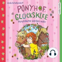 Ponyhof Glücksklee – Ponyträume werden wahr