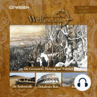 Reise durch die Weltgeschichte, 0 bis 200 n. Chr.