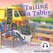 Tailing a Tabby: Bookmobile Cat Mysteries, Book 2